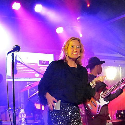 SwingTwice in concert