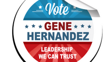 HERNANDEZ BUILDS COMMUNITY SUPPORT