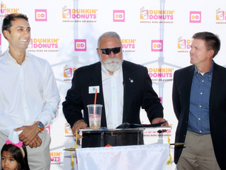 Dunkin' Donuts Grand Opening