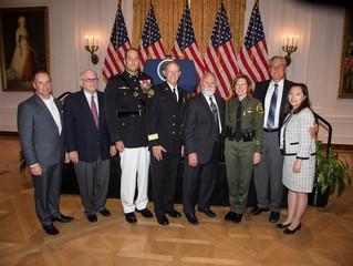 Hernandez Attends 9/11 Remembrance Ceremony