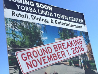 Town Center Groundbreaking Ceremony