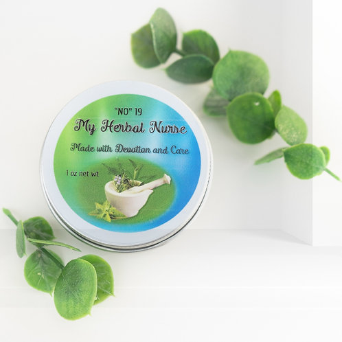 Antiviral Herbal Salve