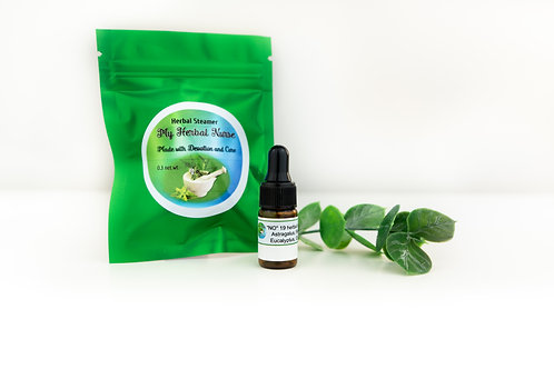 Antiviral Herbal Steamers