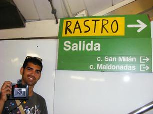 El Rastro: il primo amore non si scorda mai!