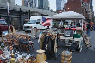 I flea market di New York: la nostra avventura.