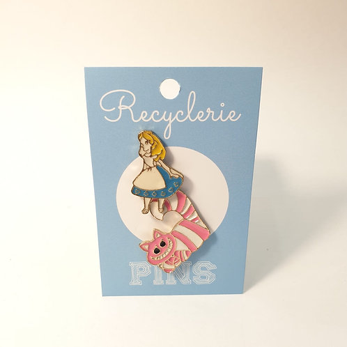 PIN SET ALICE