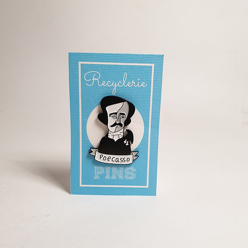 PIN POE/PICASSO