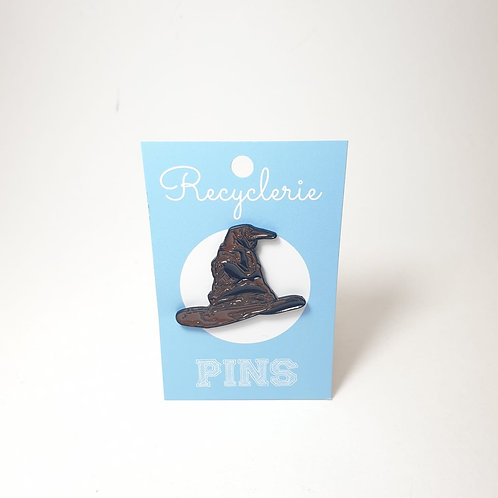 PINS CAPPELLO PARLANTE/HARRY POTTER