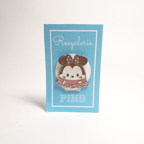 PIN MINNIE GONNELLINO