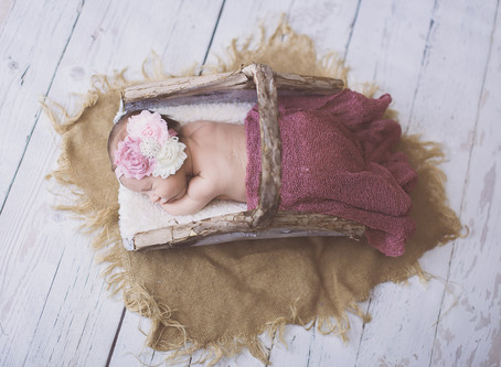 ARIANA 8 DAYS NEW | ARIZONA NEWBORN PHOTOGRAPHER