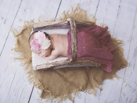 ARIANA 8 DAYS NEW | ARIZONA NEWBORN PHOTOGRAPHER