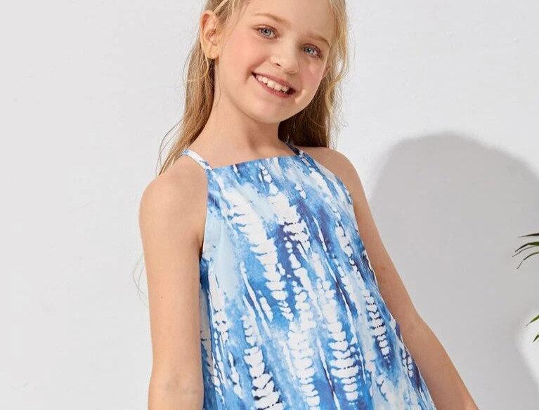 KIDS TOPS/DRESSES LAB - AUG 2 - 6