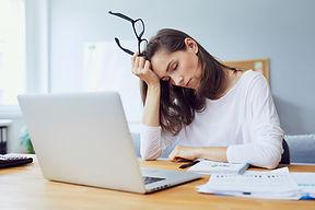 Burnout Fragebogen - Überdruss-Skala