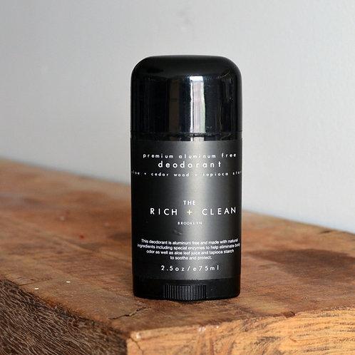 Premium Aluminum Free Deodorant