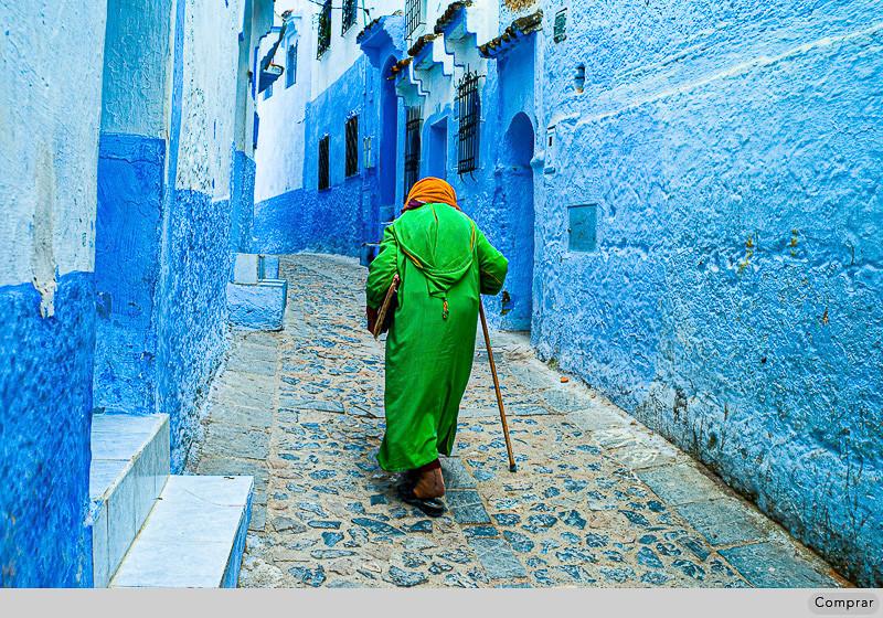 Fine Art Cor #005.   Marrocos
