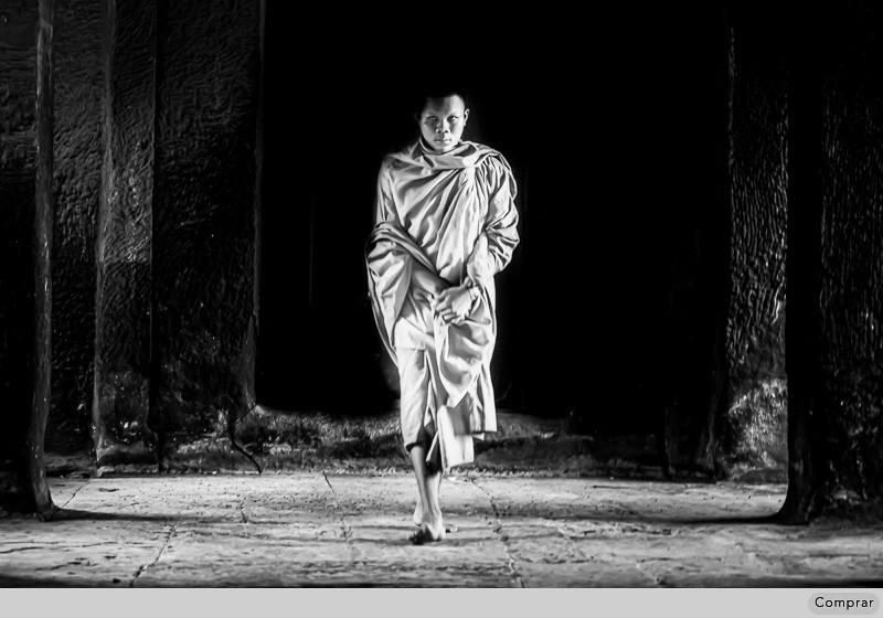 FINE ART PB #048.   Angkor Wat. Cambodia