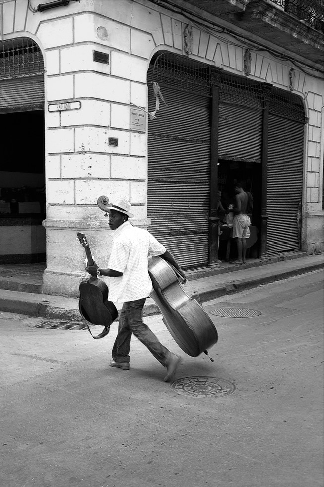 Fine Art PB #002. Havana. Cuba