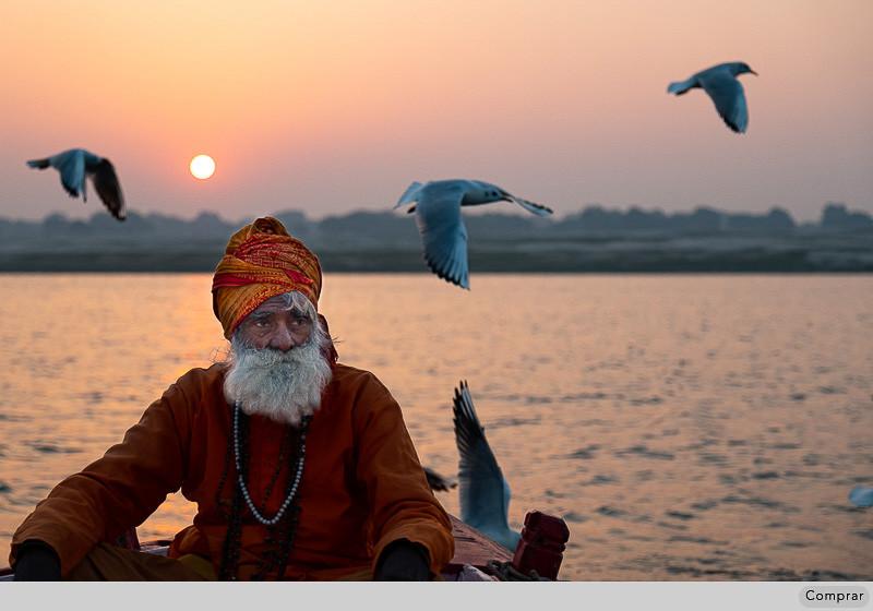 Fine Art Cor #042.   Varanasi. India