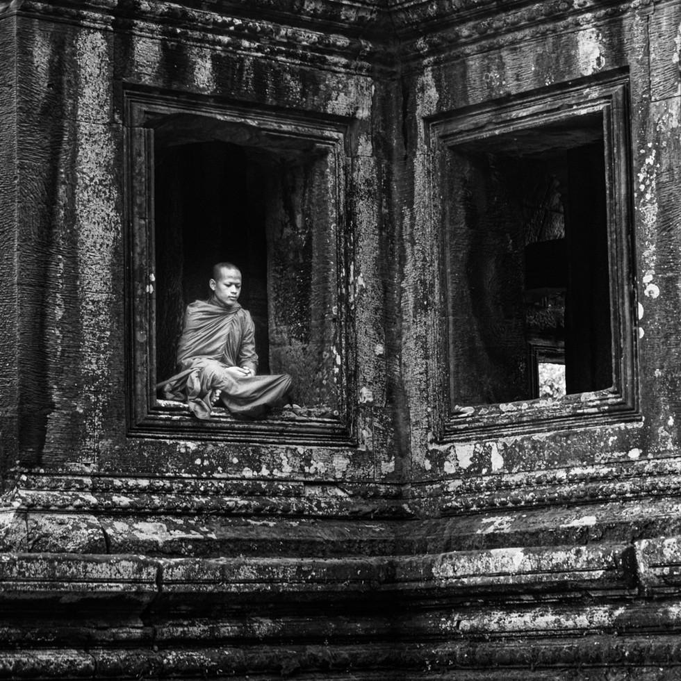 Fine Art PB #047. Angkor Wat. Camboja