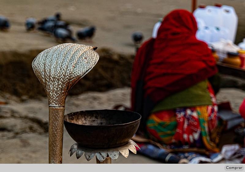 Fine Art Cor #041.   Varanasi. India