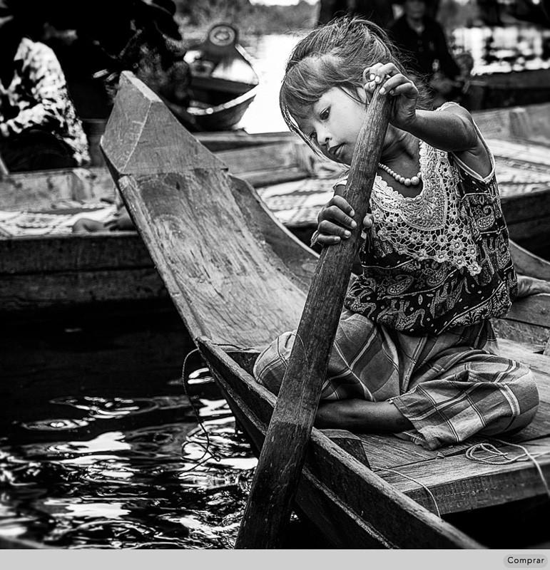 FINE ART PB #044.   Cambodia