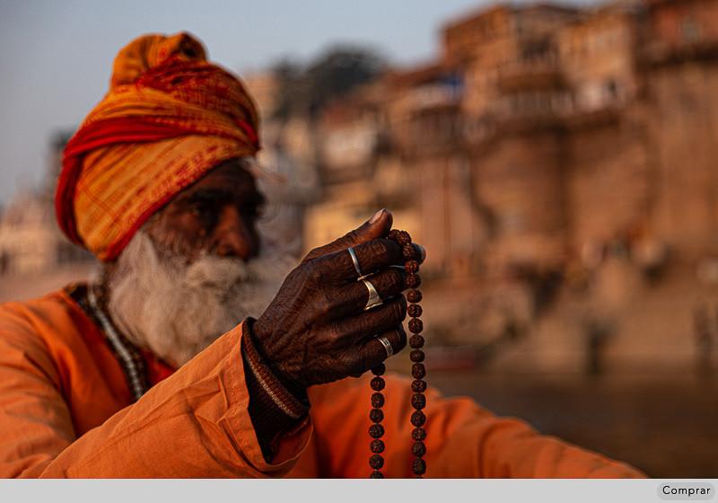 Fine Art Cor #043.   Varanasi. India
