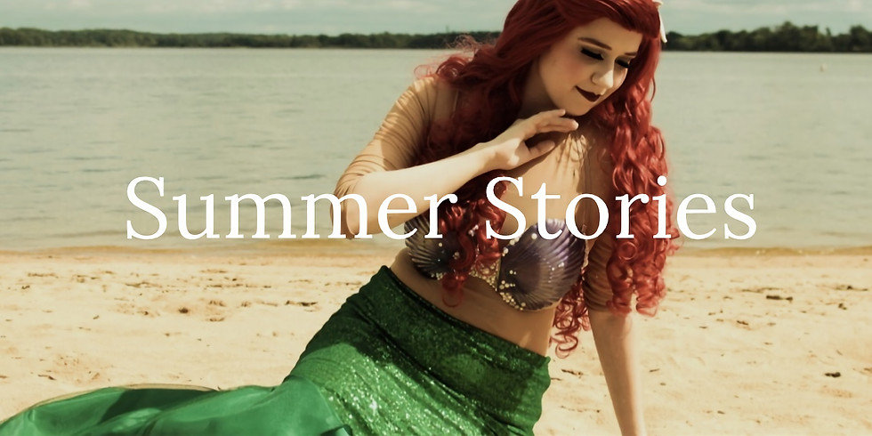 Summer Stories with Little Mermaid. Join our Little Mermaid for Songs, Stories, and Picture Perfect Moments.