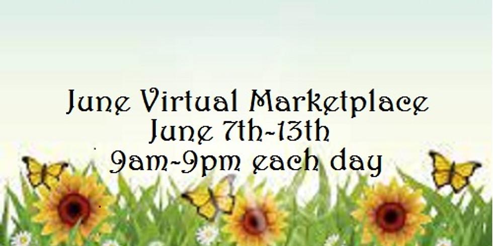 June Virtual Marketplace