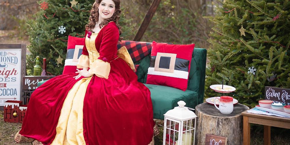 Princess Beauty Christmas Story Time