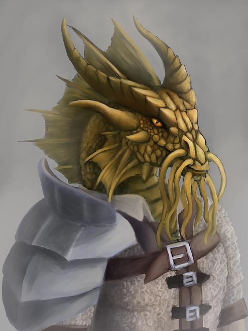 Portrait (Digital Commission)