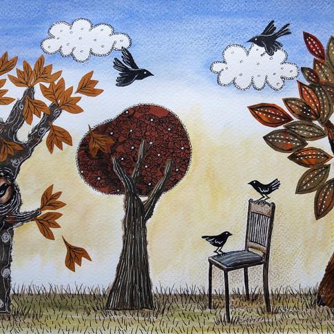 Magical Autumn/ Otoño Mágico