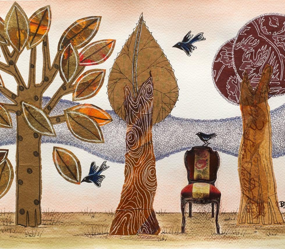 Take a rest in autumn/ Un descanso en otoño