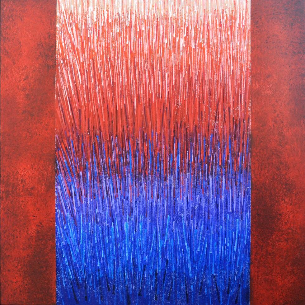 Blue Red Transition (Transición Azul- Rojo)