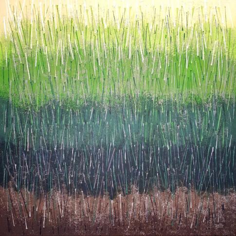 Green Particles/ Partículas Verdes