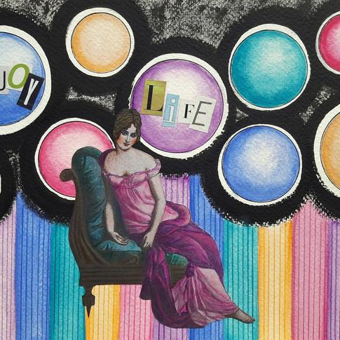 Enjoy Life/ Disfruta de la vida