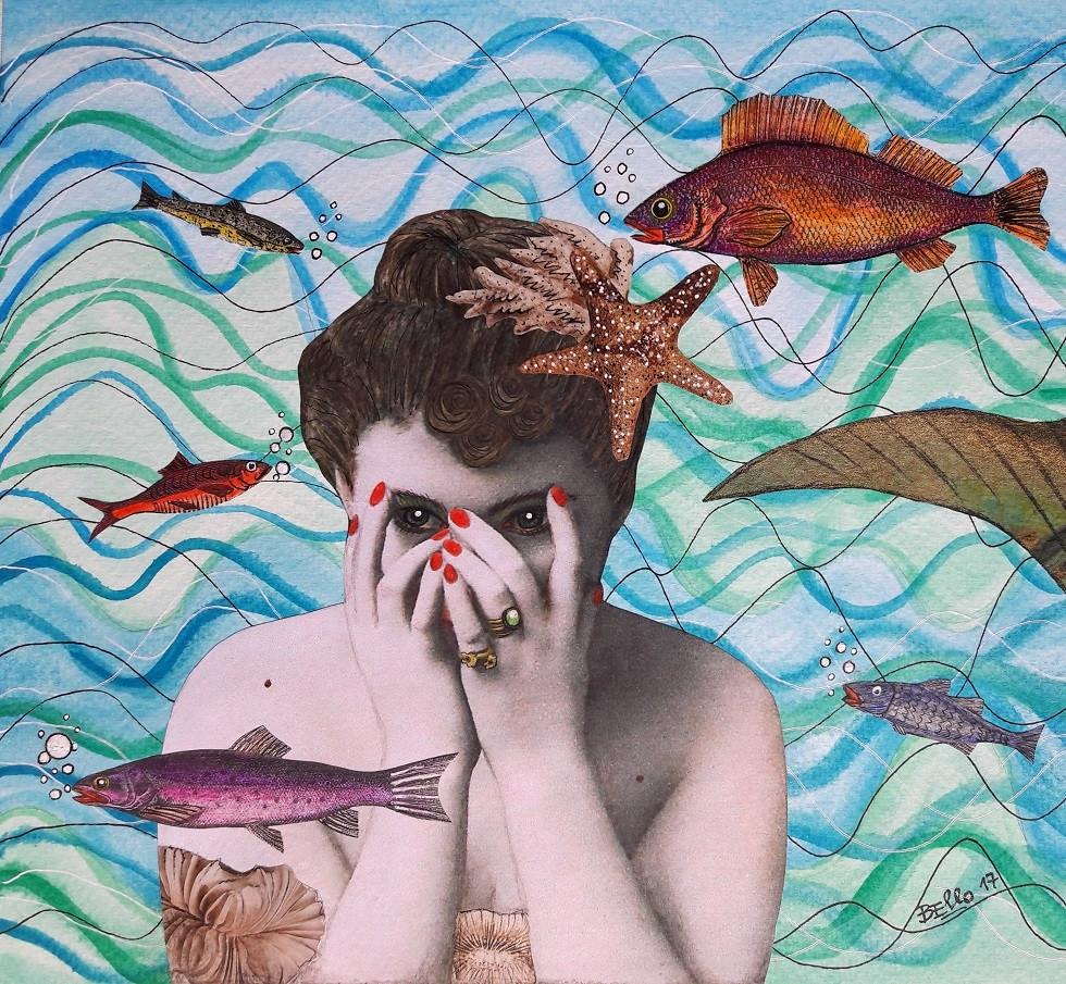 The Mermaid/ La sirena