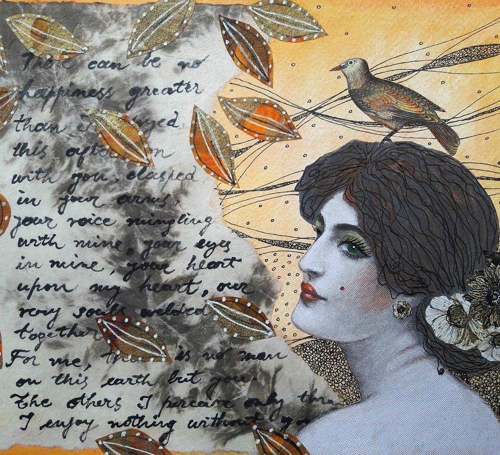 Autumnal lady/ Dama otoñal