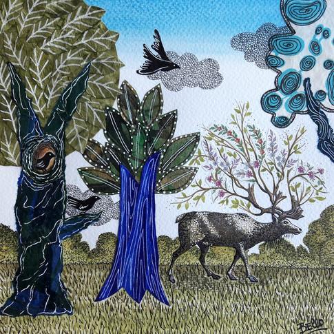 Magical Nature/Naturaleza mágica