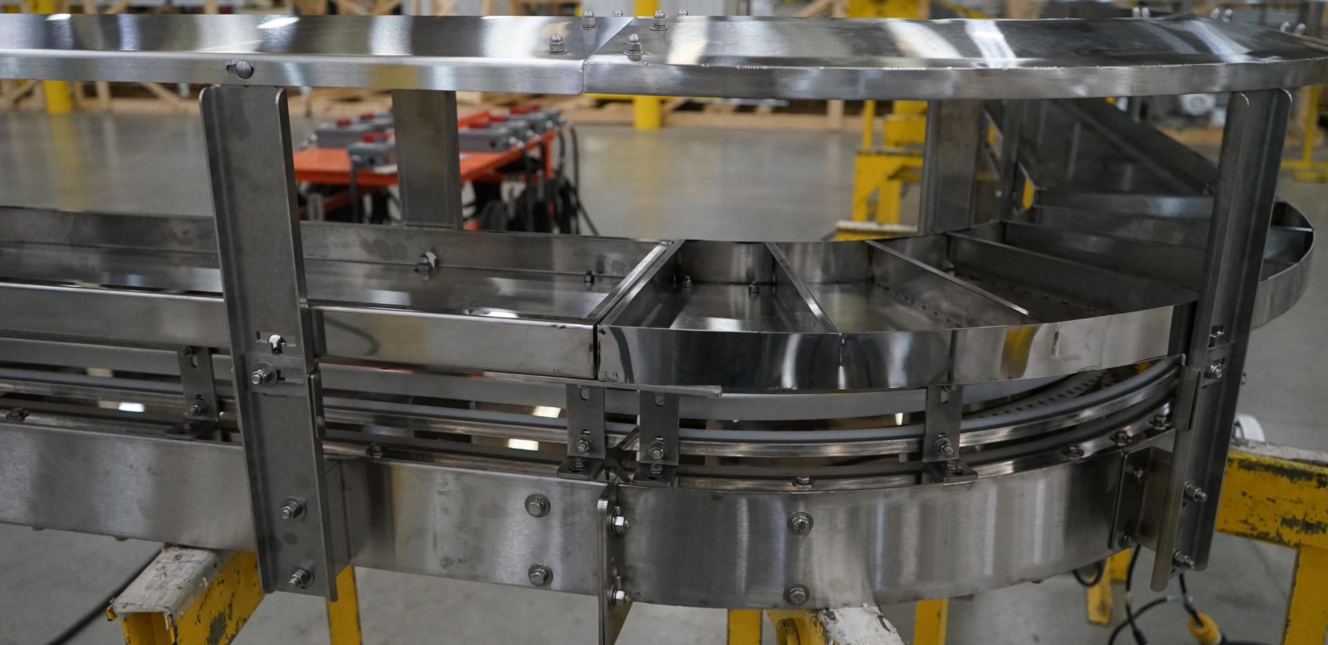 Isometric Air Conveyor