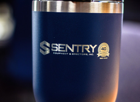 Sentry Celebrates 40 Years in Business