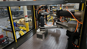 Hybrid Case Palletizer