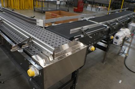Activated Roller Belt Technology