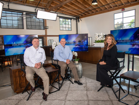 Sentry Featured on Worldwide Business with kathy Ireland®