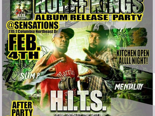 Norff Kings Release Party Feb 4th
