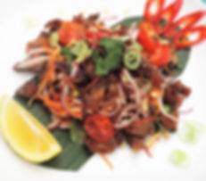 Roasted Duck Salad