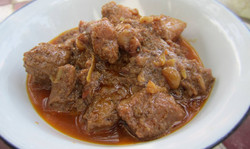 Hung Lay ( Northern style stew)