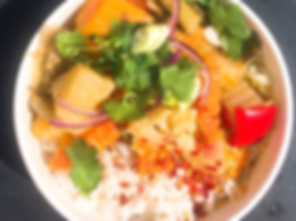 Veg Thai Curry