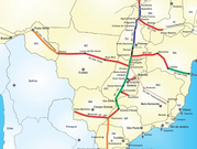 Região da Amzop deve ficar de fora de trajeto da Ferrovia Norte Sul