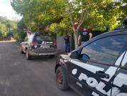 Casal é preso por suspeita de associação e tráfico de entorpecentes