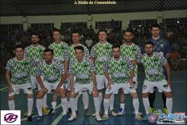 Finais do Municipal de Futsal de Palmitinho tem jogos emocionantes